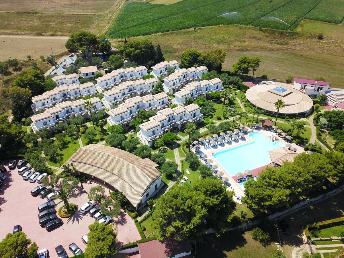 Calabria - Villaggio Spiagge Rosse 4*