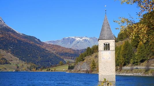 Trent. Alto Adige
